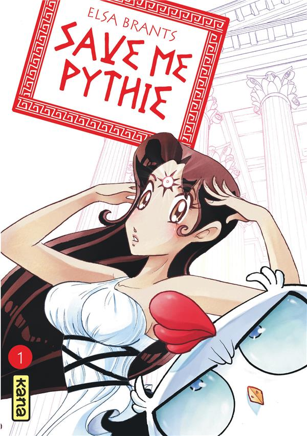 Save me pythie Vol.1 Brants Elsa Kana